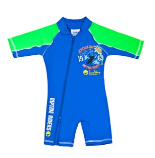 Kids Girls Boys Baby Swimwear Swimsuit Sun Suit Sun Protection UV UPF50
