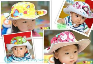 BNWT Toddler Boys Girls Baby Cowboy Cowgirl Summer Beach Hat Sunhat Cap