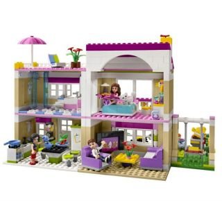 Lego Friends Olivia's House 3315 New SEALED 695 Pcs Hard to Find