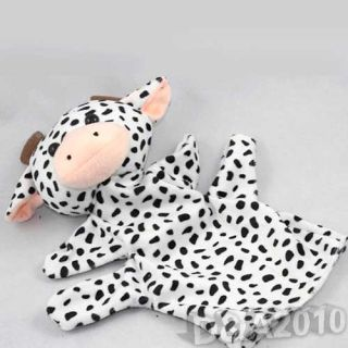 Variety Animal Optional Finger Puppets Plush Toys Baby Child Hand Glove Toys 1pc