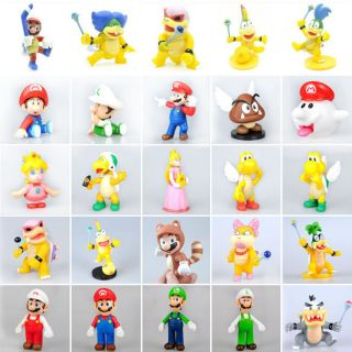 Wholesale Super Mario Toy Hot Figure Large Collection