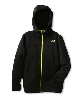 The North Face Kids Boys Surgent Full Zip Hoodie (Little Kids/Big Kids) TNF Black