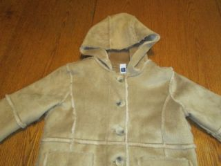 Gap Winter Jacket Coat Used Infant Baby Girl Clothes Outerwear 18 24 Months