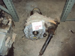93 94 95 Nissan Pathfinder Pickup Truck Automatic Transmission Transfer Case
