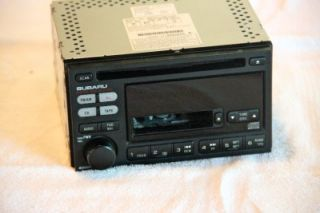 2002 Subaru Outback ll Bean Edition Car Radio Cassette Player not Working