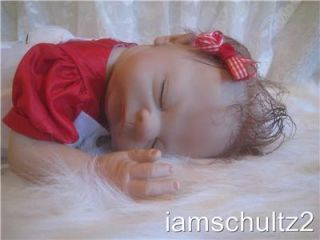 So Truly Real Anatomically Sophia Preemie Newborn Baby Doll Great to Reborn PLA