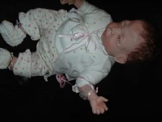 Lifelike Fantastic Silicone Big 20'' Reborn Baby Doll  Low Price