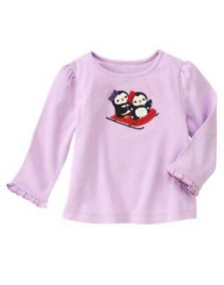 Gymboree Winter Penguin Baby Girl Toddler Dress Tops Leggings U Pick