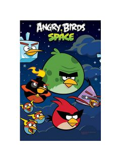 Angry Birds Space Invitations & Announcements