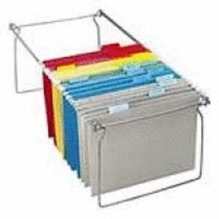 New CLI Adjust Hanging File Folder Frames Legal Sz 6 Units Box Plated Steel 960