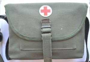 1960s Sweden Unused Military First Aid Kit
