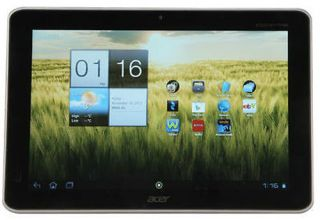 Acer Iconia Tab 10 1'' Quad Core 16GB Tablet w' Wi Fi A210 Black Gray 886541662859