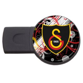 New Hot Soccer Galatasaray USB Flash Memory Drive 2 GB