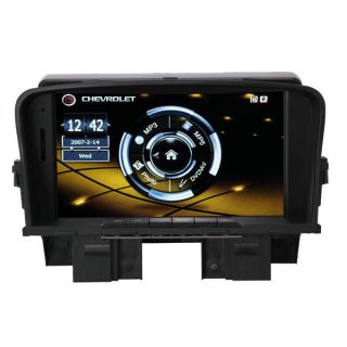 Upgrade Multimedia GPS Navi Navigation System w Bluetooth SD for Chevrolet Cruze