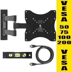 TV Wall Mount Full Motion TV Swivel