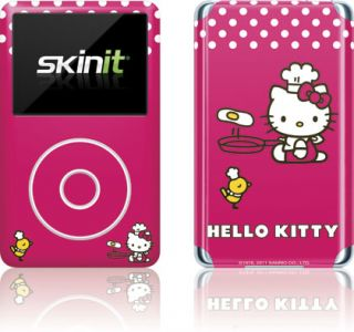 Skinit Hello Kitty Cooking Skin for iPod Classic 6th Gen 80 160GB