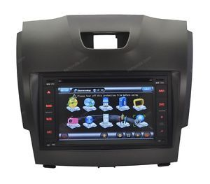 Car DVD 3G GPS Radio RDS 6VCDC for Isuzu Dmax D Max 2012 Chevrolet GM Nova S10