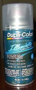 Dupli Color Illuminate Glow in The Dark Spray Paint 7 oz Can Car Auto New L K