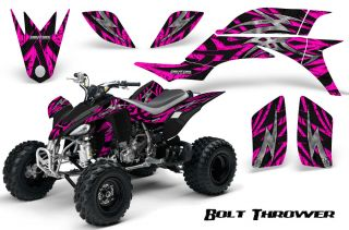 Yamaha YFZ 450 03 08 ATV Graphics Kit Decals Stickers Creatorx BTP