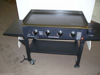 "36"" Portable Commercial Propane Griddle Grill 60 000 BTU New"