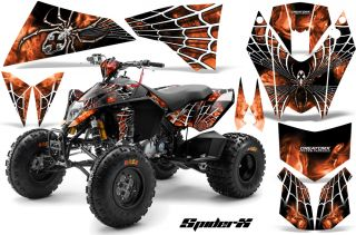 KTM ATV Graphics Kit 450 525 SX XC Quad Decals Sxowb
