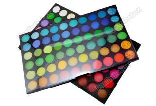 Profession Pro 120 Full Color Eyeshadow Palette Makeup Eye Shadow 2A Fashion Hot