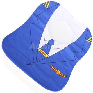 Infant Baby Boys Girls Waterproof Feeding Bibs Nursing Burp Cloth Saliva Towel