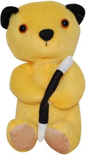 Sooty 6 inch Soft Plush Toy Sooty and Sweep Puppet Collect TV Show Kids
