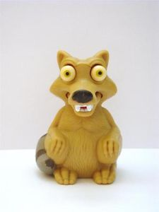 Ice Age Movie Series Scrat Burger King Kids Meal Toy 2005