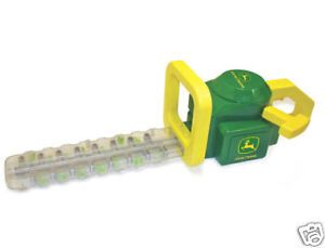 John Deere Kids Action Toy Power Hedge Clipper 35814