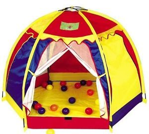 Express SHIP New Childernyurts in Outdoor Pop Up House Kids Baby Toy Play Tent