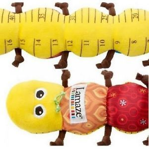 Lamaze Musical inch Worm Inchworm Soft Toys Toy Developmental Kids Baby Infant