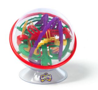 Perplexus Rookie 3D Puzzle Maze Ball Game Brain Teaser by Plasmart