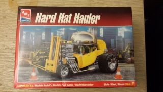 AMT Hard Hat Hauler Hot Rod New