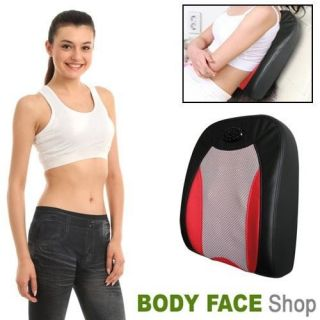 4 Function Portable Back Massager A Sensational Body Massage in Any Chair