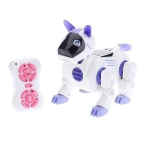 LITB Robotic Electronic Infrared Remote Control Smart Dog Pet Puppy Kids Toy