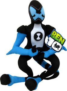 Ben 10 Kid Boys Toys Cuddly Stuffed Soft Toy Plush Doll