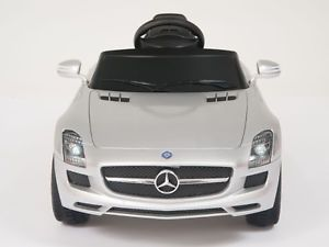 License Mercedes Ride on Toys Kids Remote Control Electric Power Wheel Car