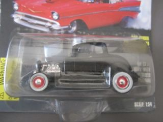 Racing Champions 1932 '32 Ford Highboy Coupe Hot Rod Magazine 92 Die Cast Car