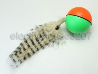 New Beavers Ball Water Pet Toy Fun Roll for Cats Dogs Fish Fishing Kid Rolling