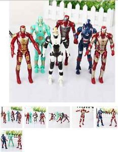 New Good Kids Toy Iron Man Action Figure