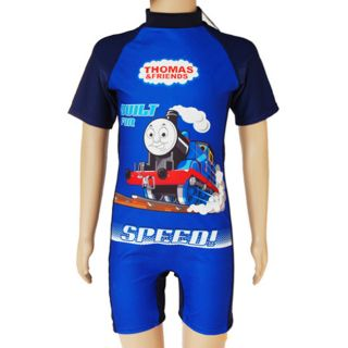 3 10 Years Kids Boys Girls Thomas Princess One Piece Swimsuit Swimwear 86100