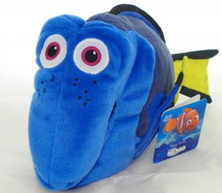 "Dory Soft Plush Toy 12"" Disney Finding Nemo New with Tags"
