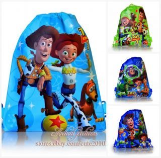 Boys' Love 1PS for Toy Kids Drawstring Backpack School Tote Bag Kids Party Gifts