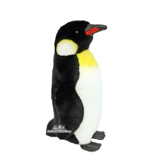 "Penguin Emperor Soft Plush Toy Stuffed Animal Large New 17"" 43cm Tall ""Twinkie"""