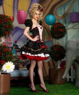 Alice in Wonderland Queen Hearts Adult Women's Halloween Costume Movie Fairytale
