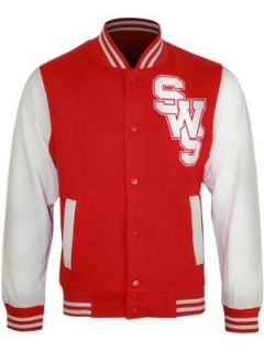 Sleeping with Sirens Logo Varsity Jacket