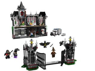 1619pc Lego Super Heroes Batman Arkham Asylum Breakout Play Set Leggo Kids Gift