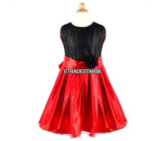 Cute Baby Girls Princess Sleeveless Dress Big Bow Tutu Outfits Pettiskirt Etds