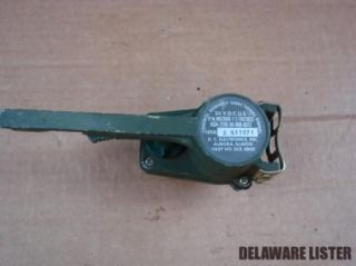 Military Truck M151 A1 A2 Jeep M35 2 5 Ton M54 Turn Signal Switch